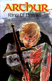 Arthur King of Britain cover