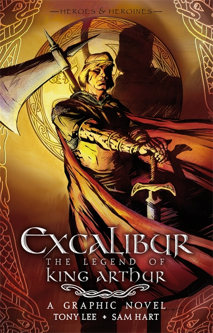 Excalibur Candlewick cover