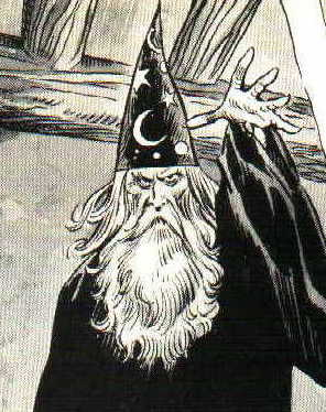 Image of Merlin by Buscema