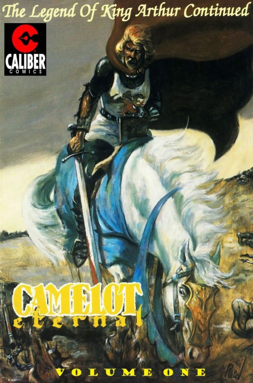 Camelot Eternal 1 cover