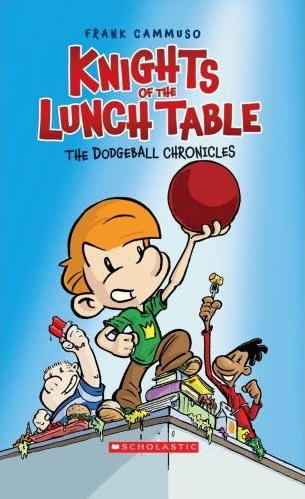 Knights of the Lunch Table cover image