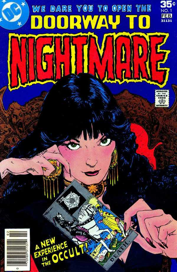 Doorway to Nightmare cover