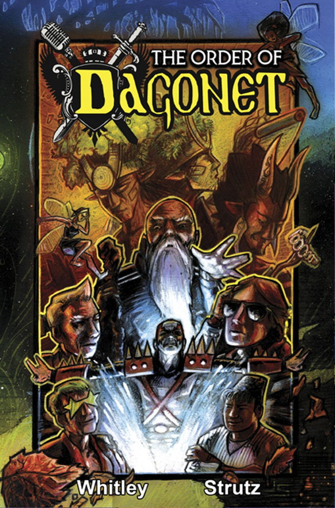 Order of Dagonet paperback cover